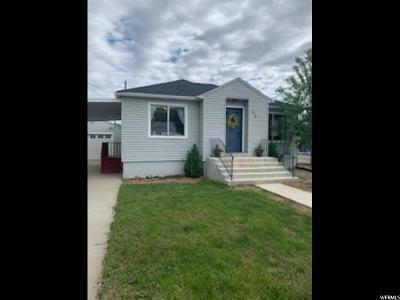 Spanish Fork Single Family Home For Sale: 535 E 200 S