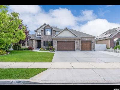 South Jordan Single Family Home Under Contract: 10086 S Copper King Ln W
