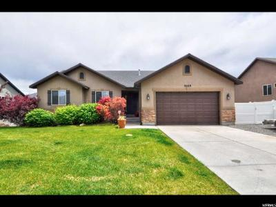 West Jordan Single Family Home Under Contract: 8409 S Skyline Arch Dr