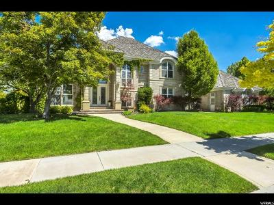 Provo Single Family Home For Sale: 4394 N Stafford Ct