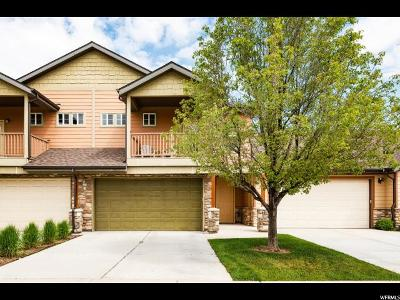 Sandy Townhouse Under Contract: 750 W Club Oaks Dr