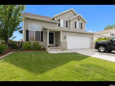 Spanish Fork Single Family Home For Sale: 503 W 465 S