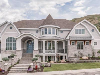 Draper Single Family Home For Sale: 13571 S Aintree Hill Cv
