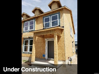 South Jordan Townhouse Under Contract: 11734 S Day Stone Dr W #435