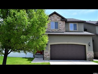American Fork UT Single Family Home Under Contract: $318,000