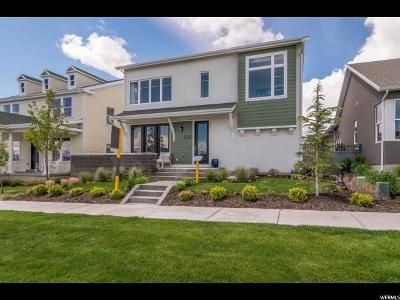 South Jordan Single Family Home For Sale: 11422 S Holly Springs Dr #132