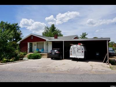 Spanish Fork Single Family Home For Sale: 7448 S South Ln E