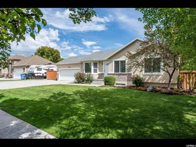 Riverton Single Family Home Under Contract: 1882 12510 S