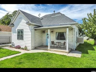 Midvale Single Family Home Backup: 618 W 7th Ave