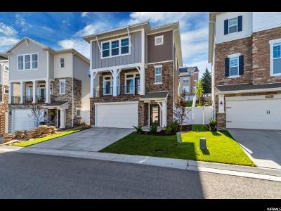 Draper Single Family Home For Sale: 14087 S Deer Trail Ln