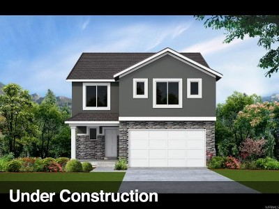 Herriman Single Family Home Under Contract: 14798 S Pele Ln #415