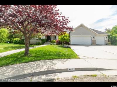 Lindon Single Family Home For Sale: 460 E 500 N