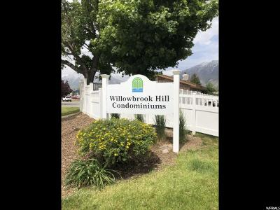 Provo Condo For Sale: 1710 N Hickory Ln