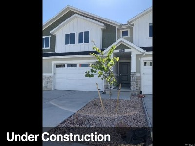 Payson Townhouse For Sale: 1707 W 1160 Rd S #9