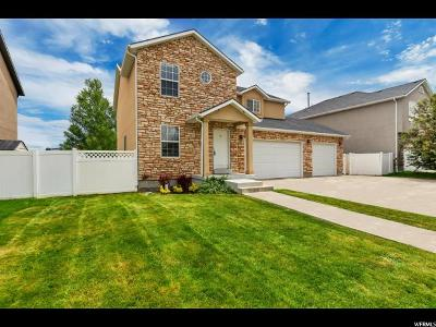 West Jordan Single Family Home For Sale: 8377 S 6715 W