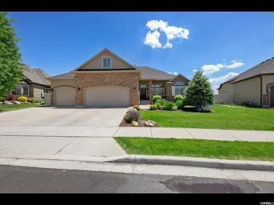 Lehi Single Family Home For Sale: 1380 E 3240 N