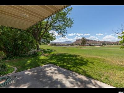 St. George Townhouse For Sale: 956 W Bloomington S Dr S