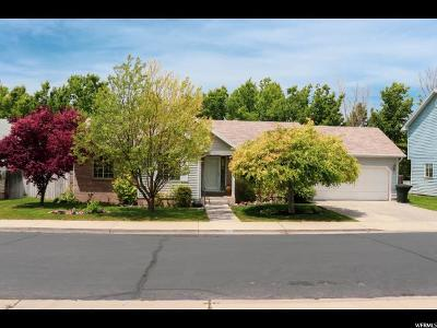 Provo, Orem Single Family Home For Sale: 563 N 2430 W