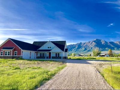 Weber County Single Family Home For Sale: 604 W Harrisville