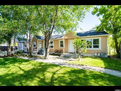 Sandy Multi Family Home Backup: 25 E Pioneer Ave S