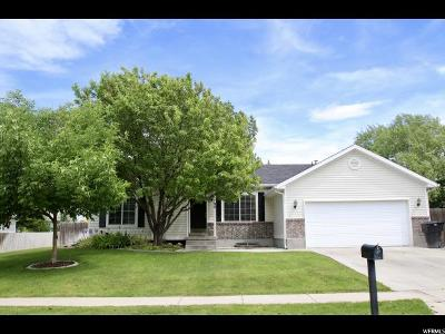 Stansbury Park Single Family Home Backup: 702 Country Clb