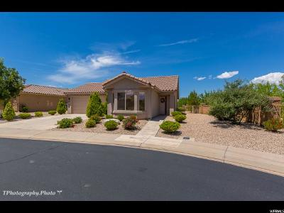 St. George Single Family Home For Sale: 4566 Elrose Dr