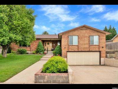 Orem Single Family Home Under Contract: 317 S 950 W