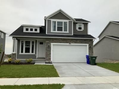 Tooele Single Family Home For Sale: 294 W Quartz Rd