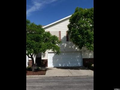 Layton Townhouse For Sale: 266 N 630 W