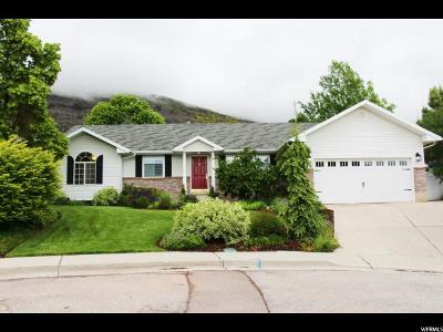 Pleasant Grove Single Family Home For Sale: 1360 E 700 S