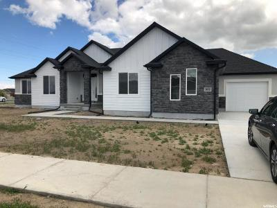 Tooele County Single Family Home Under Contract: 305 S Rockaway Cv #114
