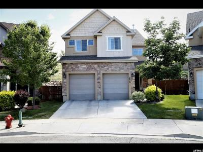 Lehi Single Family Home For Sale: 2836 W Silverbrook Ct