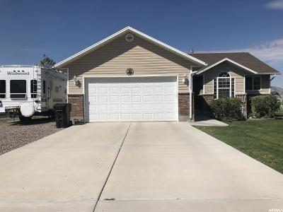 Centerfield Single Family Home For Sale: 50 S 200 W