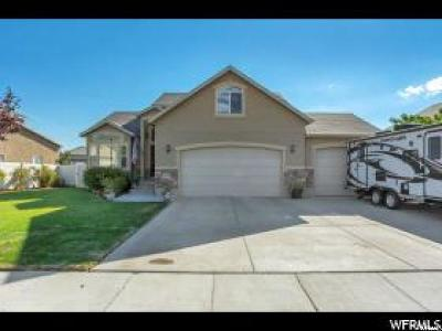 West Jordan Single Family Home For Sale: 6679 S Early Dawn Dr