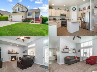 Farmington Single Family Home Under Contract: 5 W 1150 S