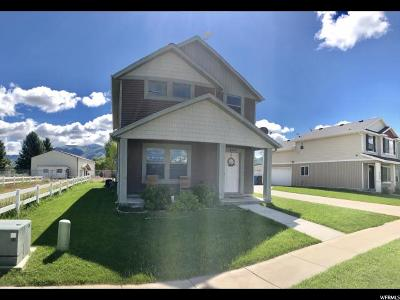 Wellsville Single Family Home Under Contract: 2174 S 1450 W
