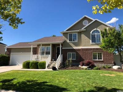 Draper Single Family Home Backup: 559 E Old English Rd S