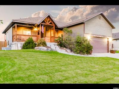 Nibley Single Family Home For Sale: 1181 W 2400 S
