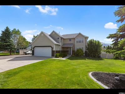 Lehi Single Family Home Under Contract: 2650 N 600 E