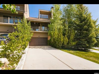 Park City Condo For Sale: 4122 Saddleback Rd
