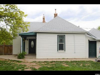 Midvale Single Family Home Under Contract: 592 W 7th Ave S