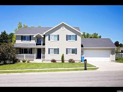 Smithfield Single Family Home For Sale: 579 E 420 S
