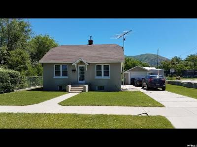 Brigham City Single Family Home For Sale: 164 N 300 W