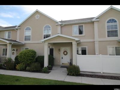 Payson Townhouse Under Contract: 1481 S Silver Maple Ct W