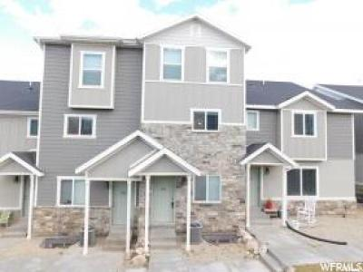 Herriman Townhouse For Sale: 14378 S Penrhy Ct W
