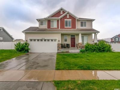 Herriman Single Family Home For Sale: 13014 S Peacemaker Way W
