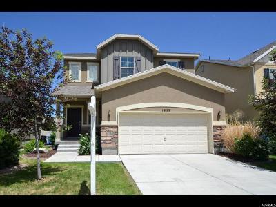 Herriman Single Family Home Under Contract: 13153 S Herriman Rose Blvd W