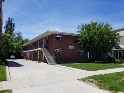 Salt Lake City Multi Family Home For Sale: 542 S 500 E