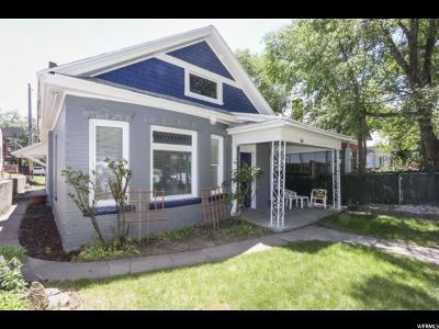 Salt Lake City Multi Family Home For Sale: 872 E 500 S