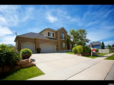 Wasatch County Single Family Home Under Contract: 1070 S 700 W